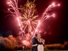 bride-and-groom-firework