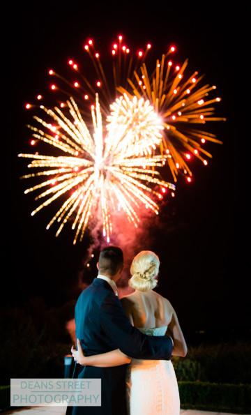 Valentines Fireworks