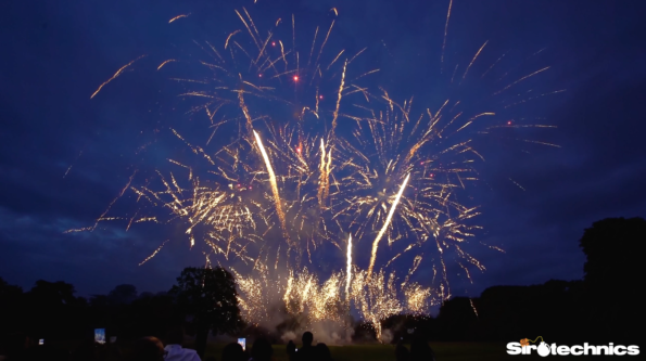 Offley Place Fireworks